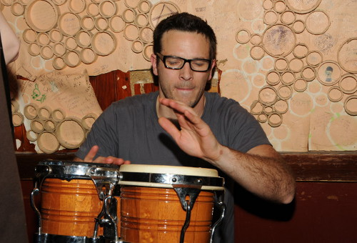 Xavier Faure (percussions)